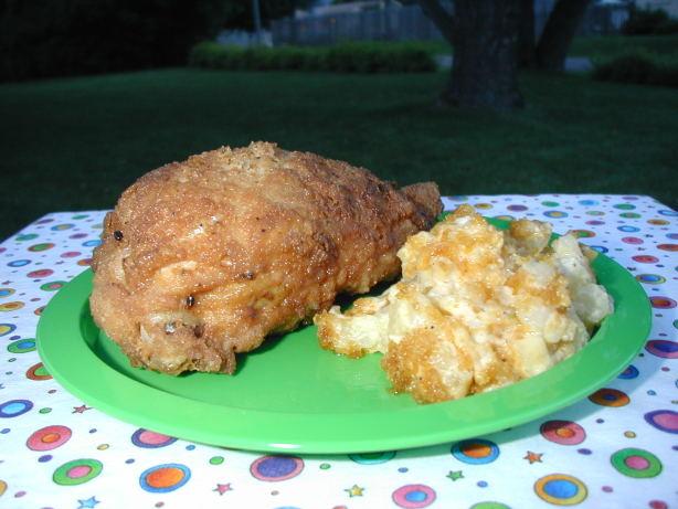 Extra Crispy Fried Chicken Recipe - Food.com