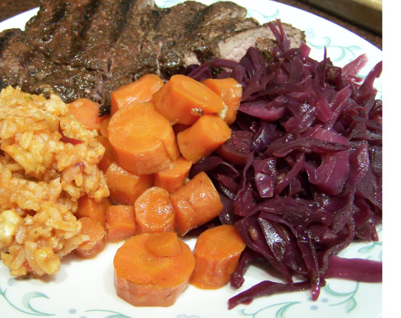 Ginger Glazed Carrots Recipe - Food.com