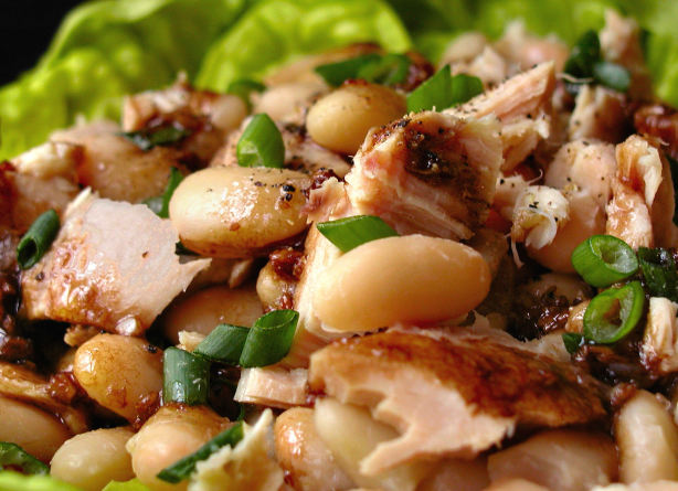 White Bean And Tuna Salad Recipe - Food.com