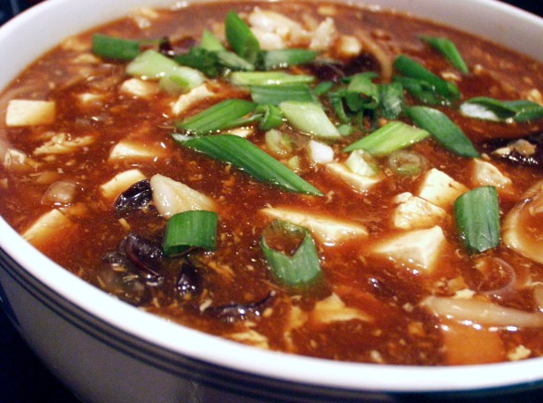 Vegetarian Hot And Sour Soup Recipe - Food.com