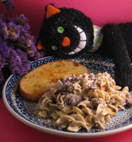 Comforting Beef Stroganoff Casserole Recipe - Food.com