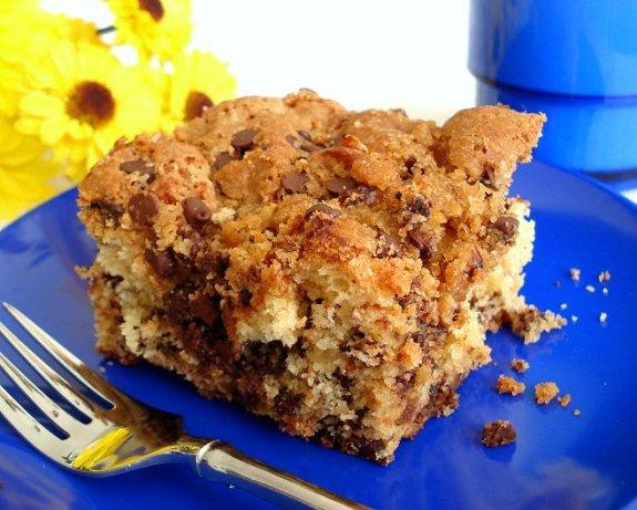 Toll House Crumb Cake