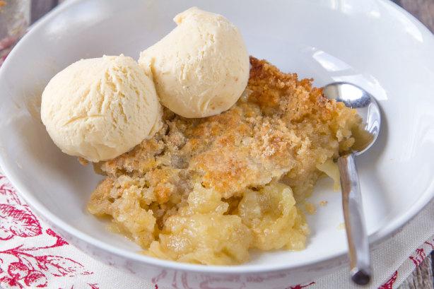 Easy Apple Cobbler Recipe - Food.com