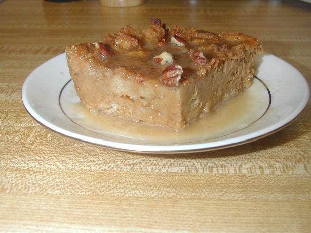 Pumpkin Bread Pudding Recipe - Food.com