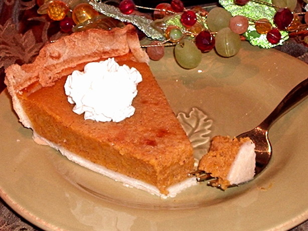 Butternut Squash Pie Recipe - Food.com