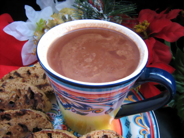 Stevia hot cocoa