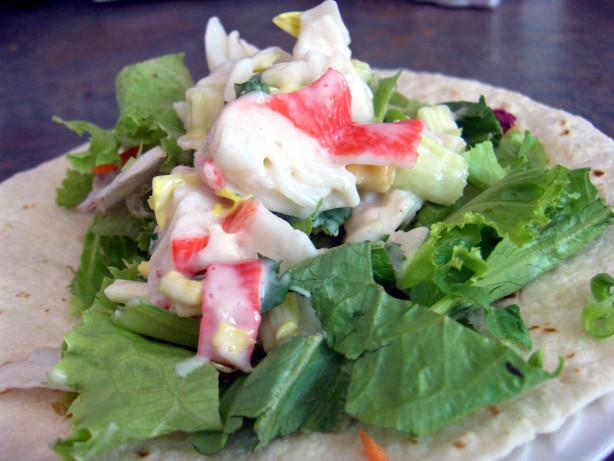 Crab Salad Recipe Food Network