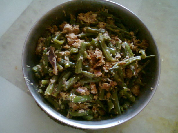 Green Beans Thoran Green Beans With Coconut) Recipe - Indian.Food.com