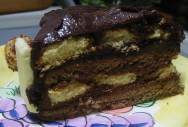 Whipped Chocolate Ganache Filling Or Frosting) Recipe ...