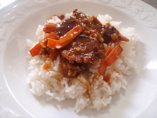 Crispy Ginger Beef Recipe - Food.com