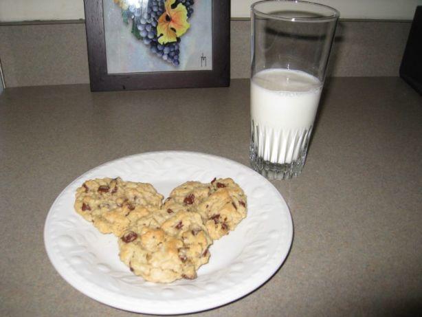 Mrs. Williams Chocolate Chip Cookies Recipe - Food.com