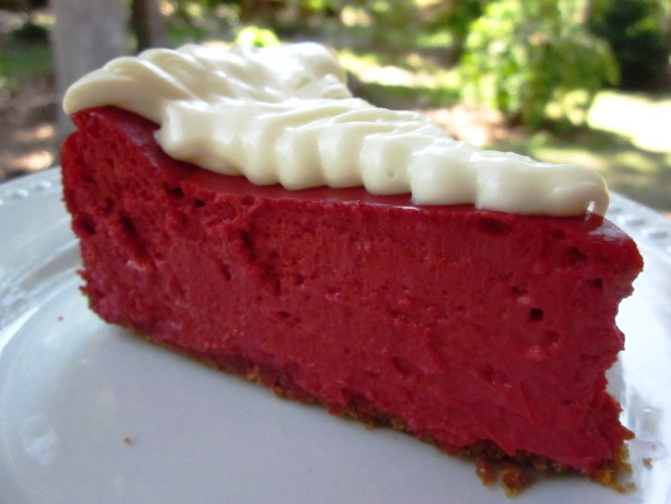 Cheesecake Red Velvet Pictures to pin on Pinterest
