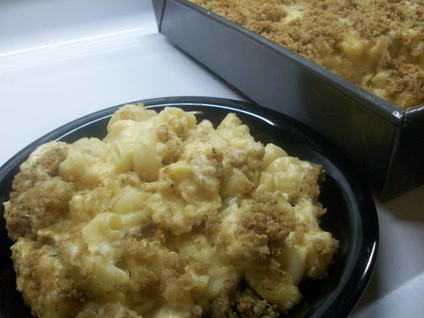 alton brown mac and cheese