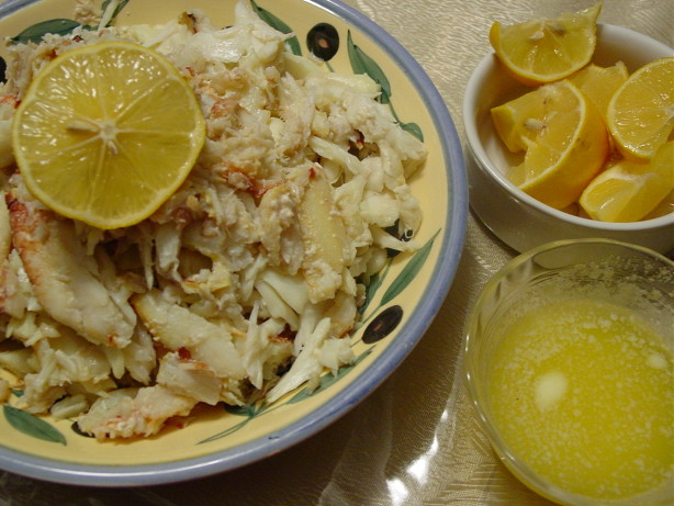 Lemon Garlic Butter Sauce For Crab Or Seafood) Recipe ...
