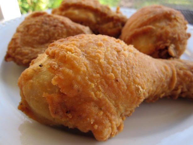 Southern Fried Chicken Look Out KFC!) Paula Deen) Recipe ...