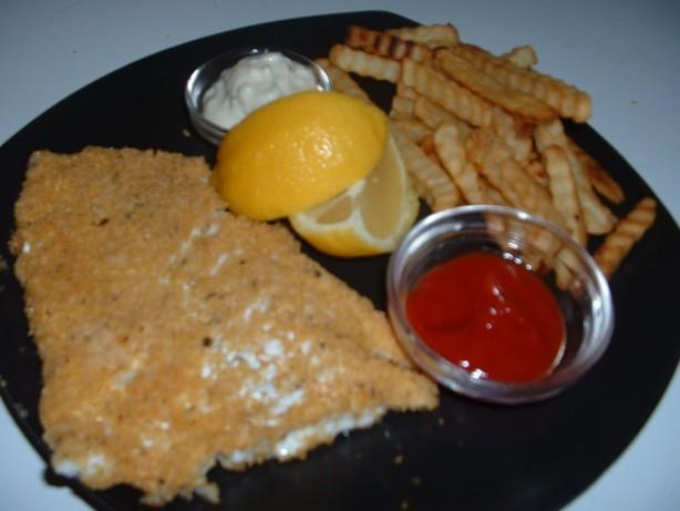 low fat fish fingers recipe