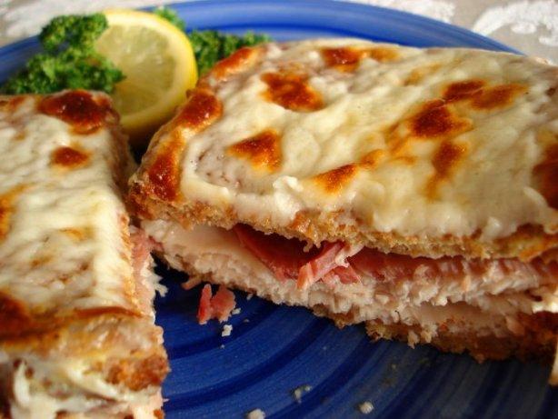 Broiled Monte Cristo Sandwich Recipe