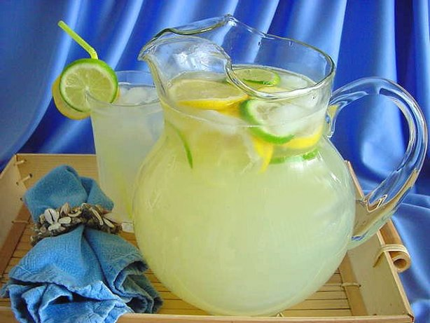 Lime and lemonade recipe for Lemon cocktails drinks recipes