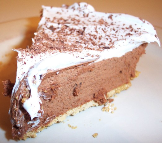 Kellys French Silk Chocolate Pie Recipe - Food.com