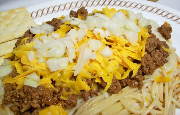 Skyline Chili I Recipe — Dishmaps