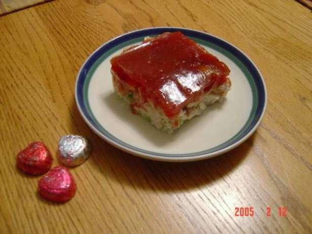 Food Network Cranberry Jello Salad