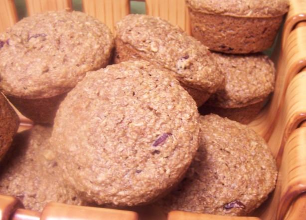 Low Fat High Fiber Muffin 83