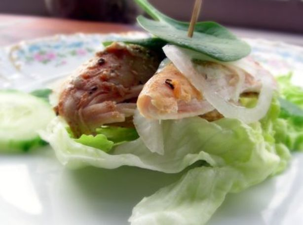 Curried Chicken Lettuce Wraps Recipe - Quick-and-easy.Food.com