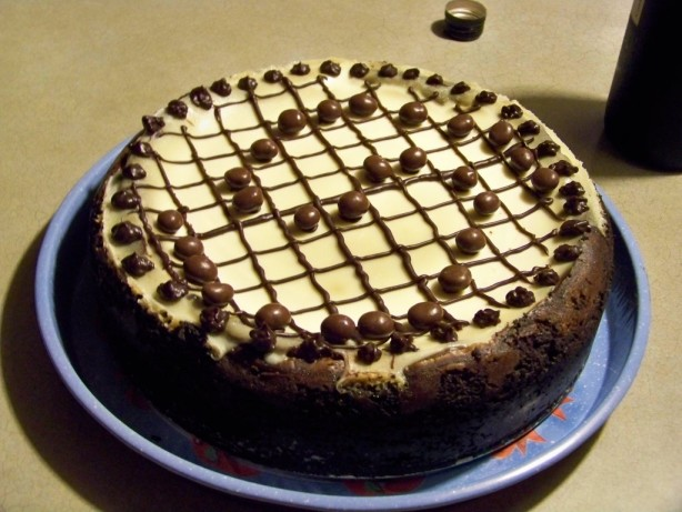 Cappuccino-Fudge Cheesecake Recipe - Food.com