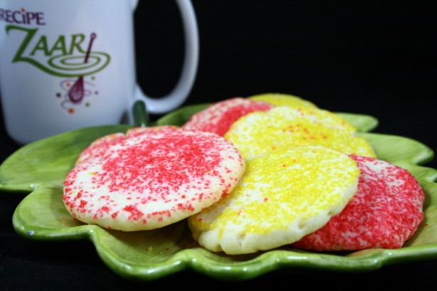 Cream Cheese Sugar Cookies Recipe - Food.com
