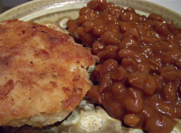 Newfoundland Salt Cod Fish Cakes Recipe