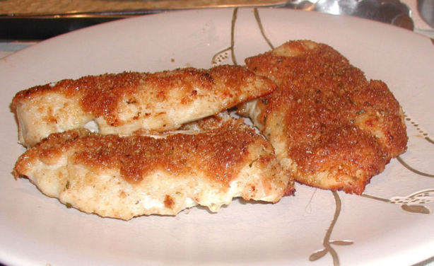 Hellmanns Parmesan Crusted Chicken Low-fat Version) Recipe - Food.com