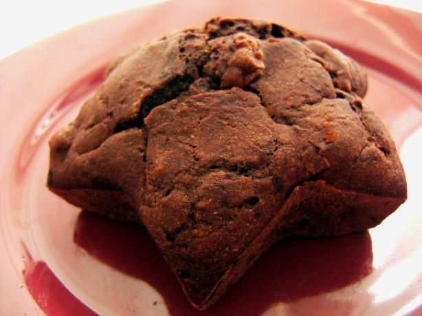 Low Fat Low Sugar Chocolate Apple Snack Cake Recipe