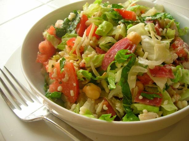 California Pizza Kitchen Chopped Salad Recipe