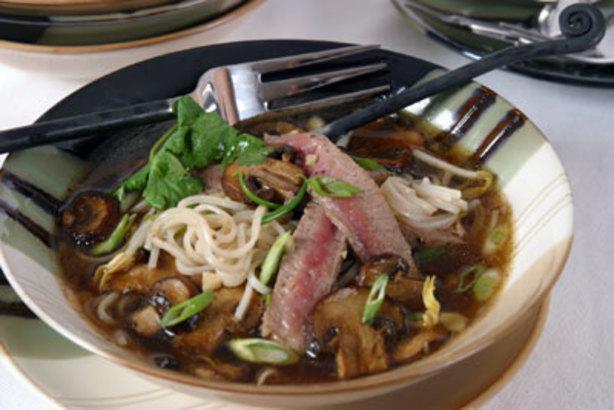 Thai Beef Noodle Soup - Gwaytio Nuea Nam Recipe - Food.com