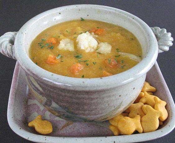 Creamy Cauliflower Soup Recipe - Food.com
