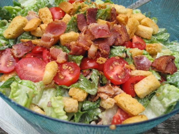 B.l.t. Lettuce Salad Recipe - Food.com