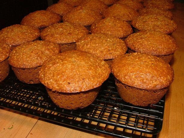 Oat Bran Applesauce Muffins Recipe - Food.com
