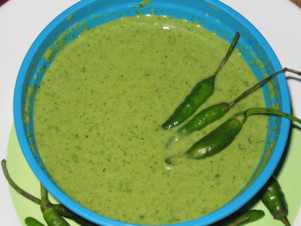 Insanely Hot South Indian Green Chili Chutney Recipe - Food.com