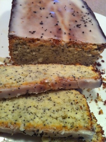 Lemon Poppy Seed Loaf With Lemon Cake Mix Sourcream