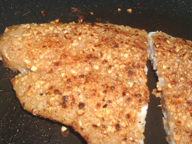 Crazy oven fried fish filets nutty that is recipe for Oven fried fish