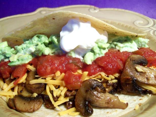Mushroom Quesadilla Recipe - Mexican.Food.com
