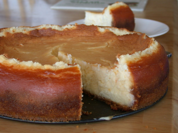 The Best Ever Cheesecake Recipe Food Com