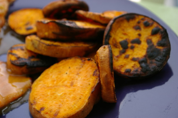 Grilled Sweet Potatoes Recipe - Healthy.Food.com