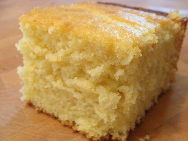 Homemade Sweet Cornbread Recipe - Food.com