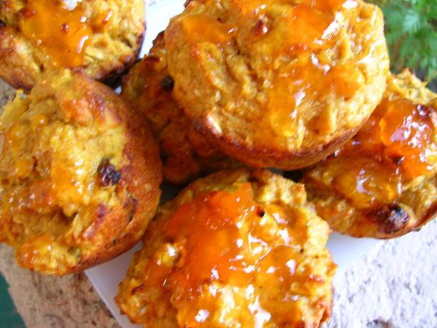 Pumpkin Fruit And Nut Muffins Recipe - Food.com