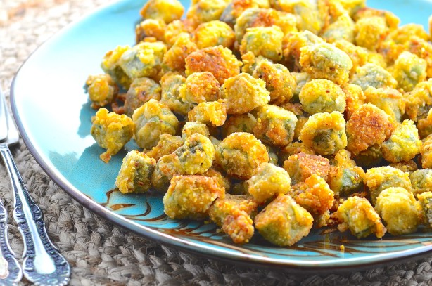 Fried okra recipe for Gombo ricette