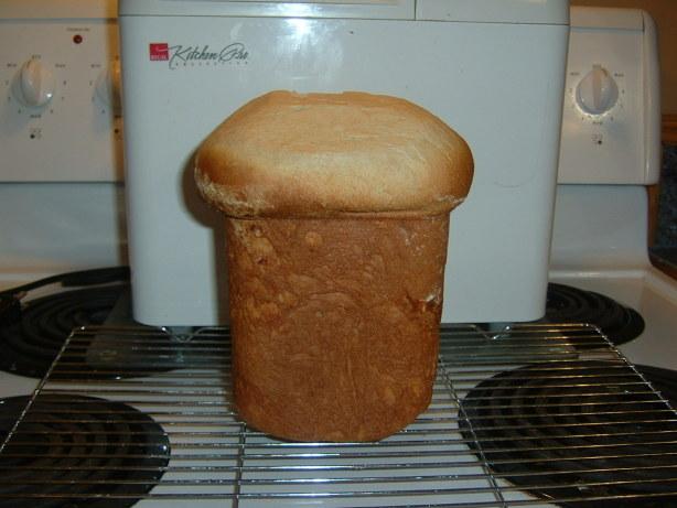 bread machine egg bread