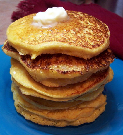 Cornmeal Pancakes Recipe Food Com