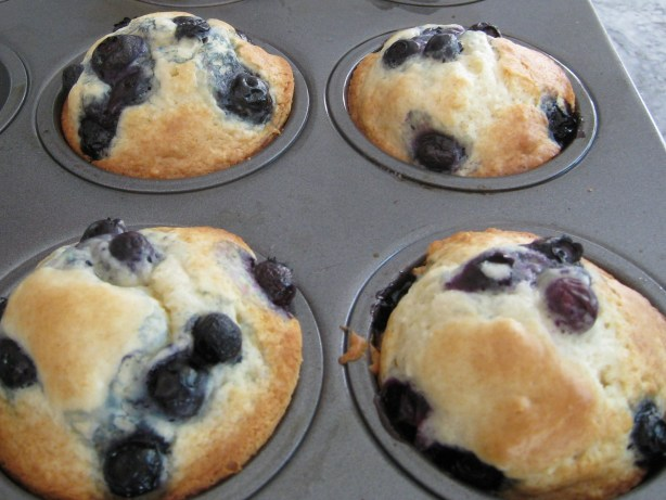 Bisquick Blueberry Muffins Recipe Food Com