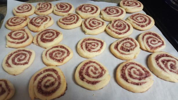 Raspberry Swirl Cookies Recipe - Food.com